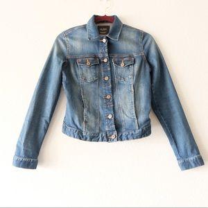 Zara Denim Jacket Size Small